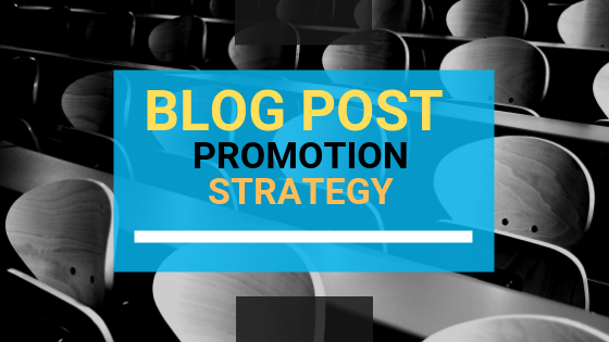 blog promotion strategy for beginners
