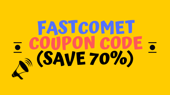 fastcomet coupon code