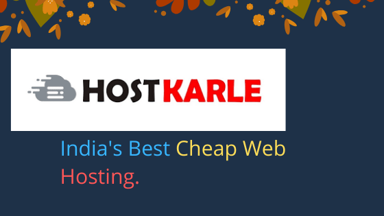 Hostkarle review coupon