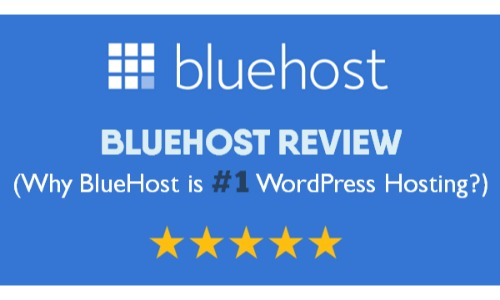 why bluehost