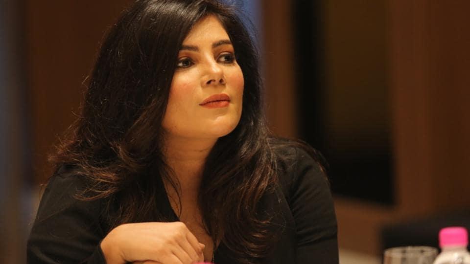 shradha sharma blogger-min