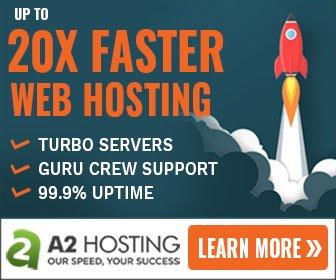 a2 hosting banner