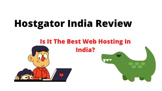 hostgator india review