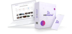 VidSnatcher 2.0 Review: Worlds No1 Video Editing Software For Marketers. 1