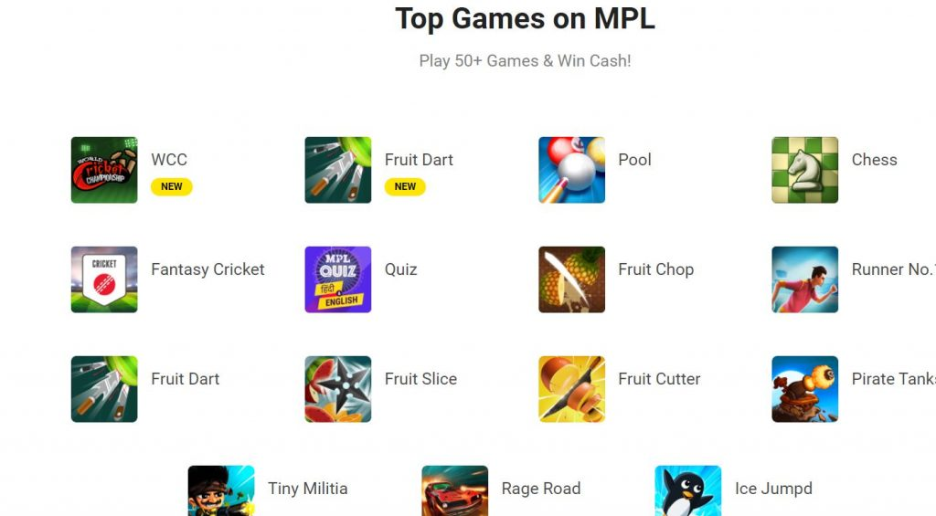 MPL Review