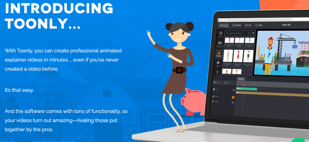 Toonly Review: No.1 Animator Software On the Planet 1